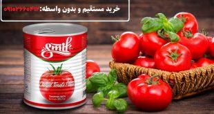 قیمت رب گوجه فرنگی امروز